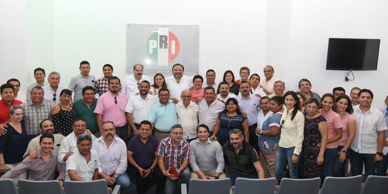 Se une PRI a Morena para rechazar nuevos impuestos en Yucatán