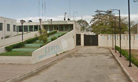 Controlan incendio en Cereso-Mérida; sin mayores contratiempos