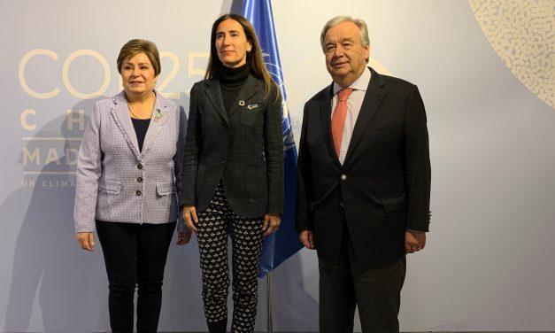 Participarán más de 29 mil personas en la COP 25 de Madrid