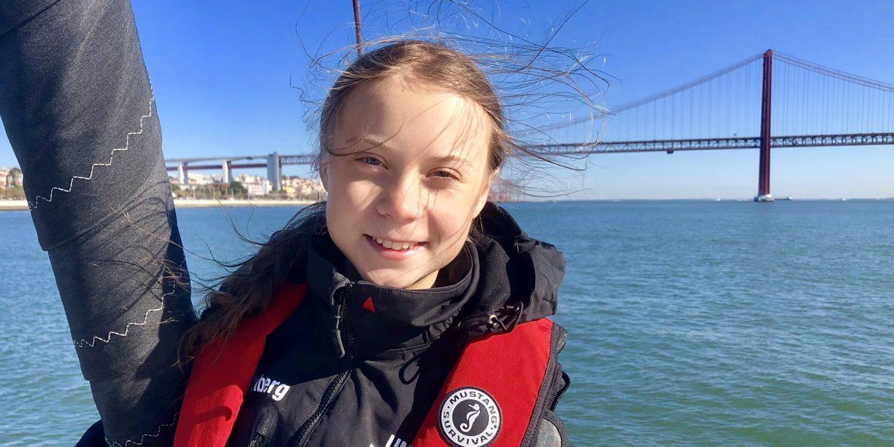 Participará Greta Thunberg en gran marcha por la emergencia climática en Madrid