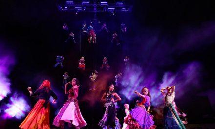 'Fanfarrias en el Aire', espectacularidad en música y danza (Vídeo)