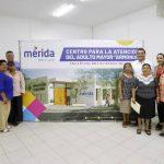 Priorizan Centro de Atención Integral para Adultos Mayores en Mérida