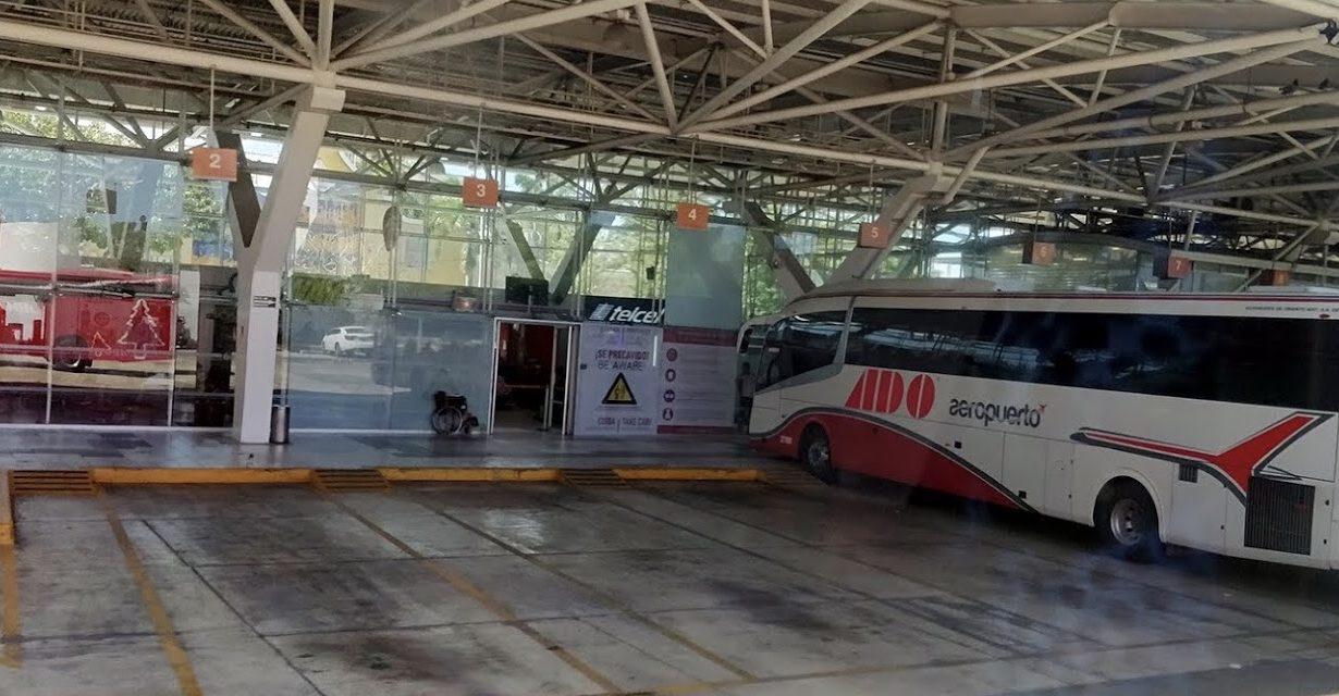 Escapa de CdMx, pasa por Mérida y la interceptan en Cancún
