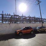 Obras de nueva central eléctrica Mérida 4, a principios de febrero
