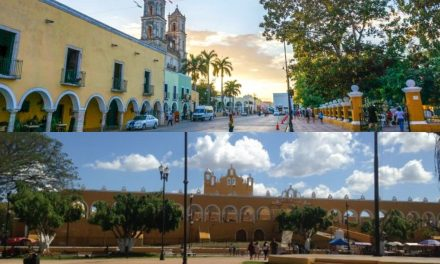 Izamal y Valladolid serán declaradas Zonas de Monumentos Históricos