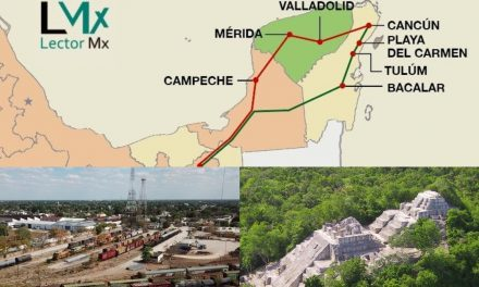 Estación subterránea de Tren Maya en Mérida; amparo no frena (Video)