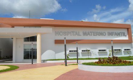 Tres niñas dan bienvenida a 2020 en hospitales públicos de Yucatán