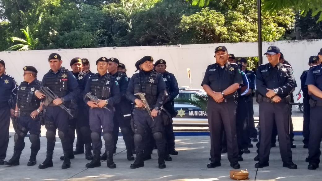 Mayor radio de acción de Policía de Mérida, a mediados de año