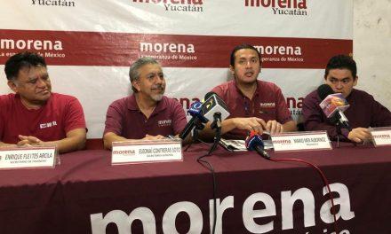 """""""Derogación"""" del impuesto en seguridad no frenará a Morena (Video)"""