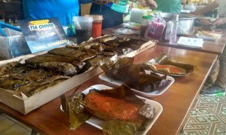 Competencia por el paladar: tamales, aún con supremacía (Video)