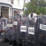 "Saidén Ojeda acusa ""violencia de provocadores"" (Video)"