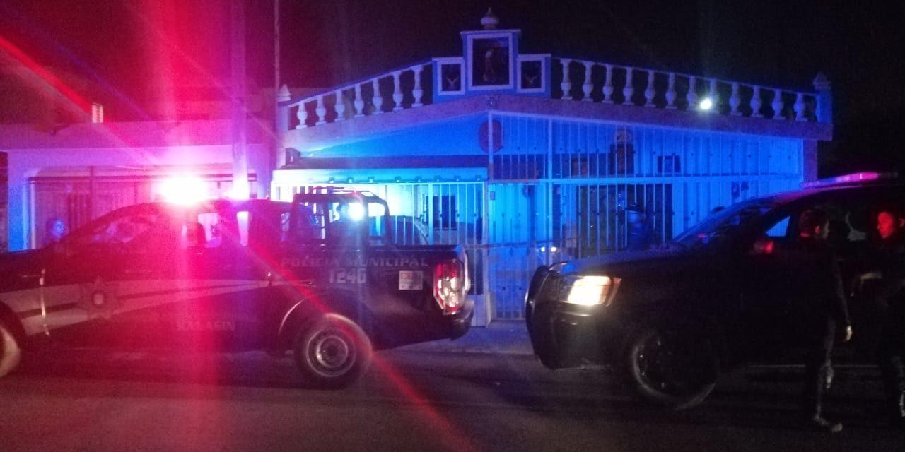 Encuentran muerto a presunto ex militar en Kanasín (Video)