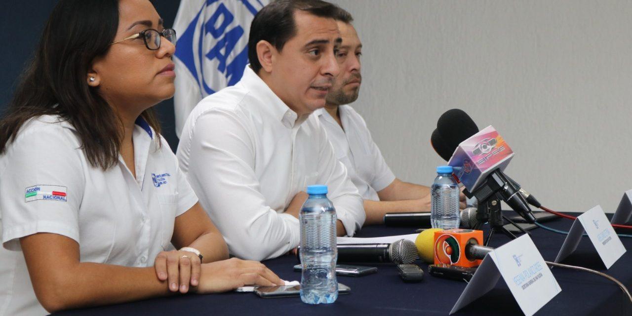 "Castigo para ""red de desvíos"", exige PAN-Yucatán (Video)"