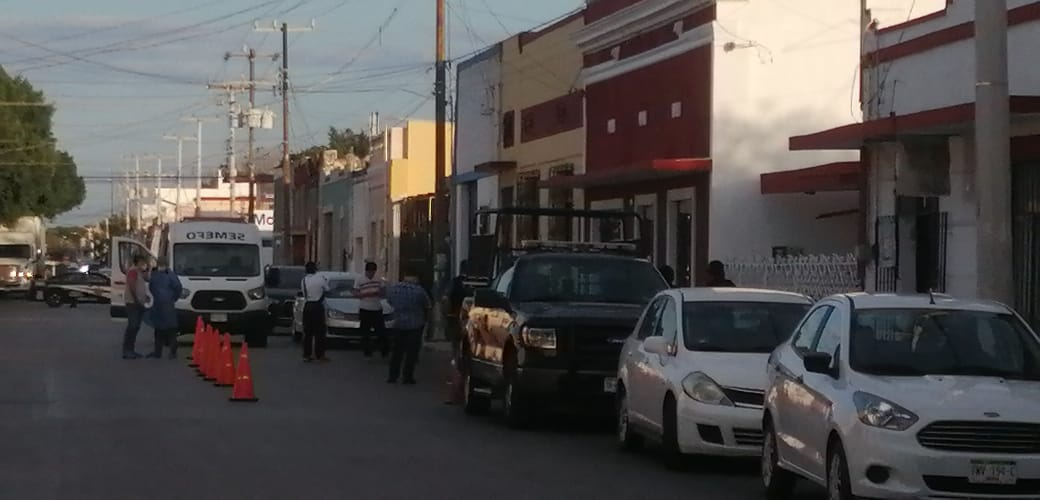 Tragedia en Mérida de una pareja extranjeros jubilados (Vídeo)