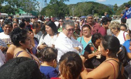Termina con violencia asamblea de Fuerza Social México (Vídeo)