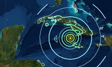 Sin riesgo en Yucatán por sismo moderado en el Caribe