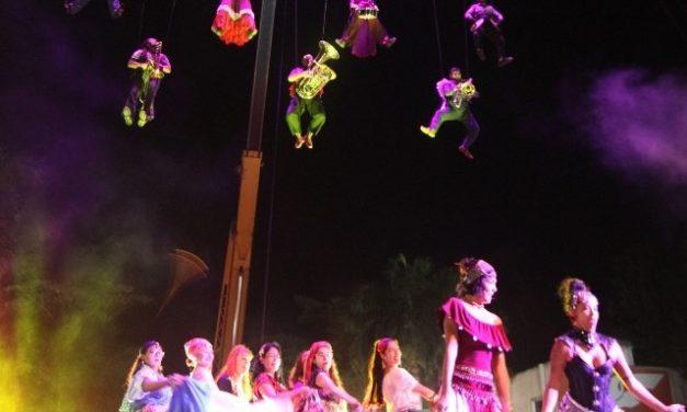 """Estreno internacional en Mérida Fest: """"Fanfarrias en el aire"""""""