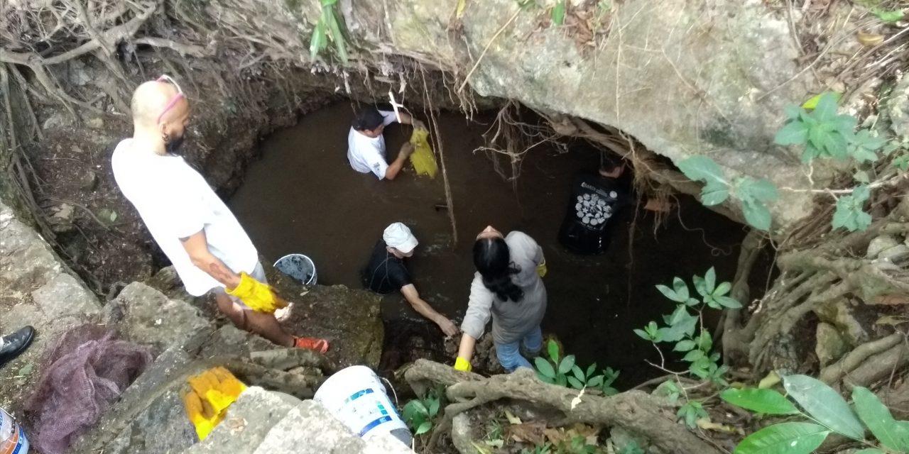 Ríos subterráneos de Mérida contaminados por 300 mil fosas sépticas