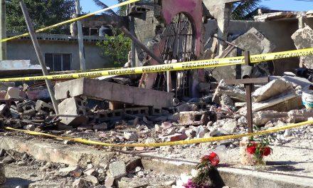 Sigue sin reaccionar niño de 5 años, víctima de explosión en Kanasín