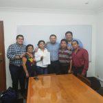 Cubren retroactivo a sindicalistas de Cobay y atienden conflicto