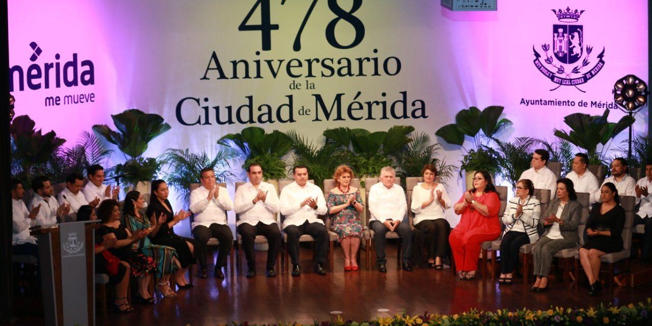 'Mérida no es la mejor ciudad del mundo, pero puede cobijarnos a todos'