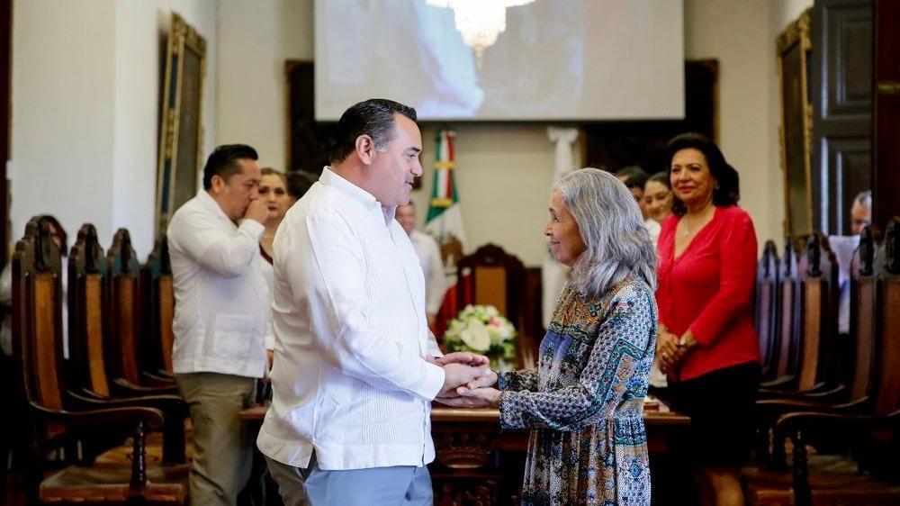 Construyen mujeres de Mérida municipio fuerte, solidario e inclusivo