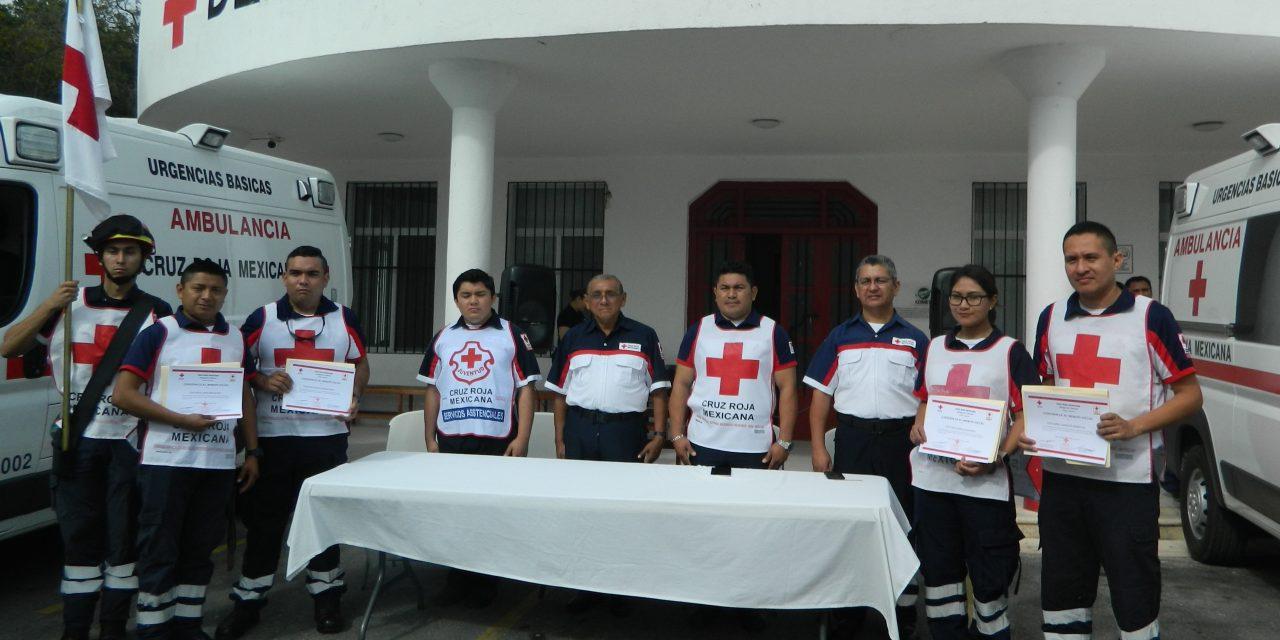 Cruz Roja Mexicana, 110 años de labor altruista y humanitaria