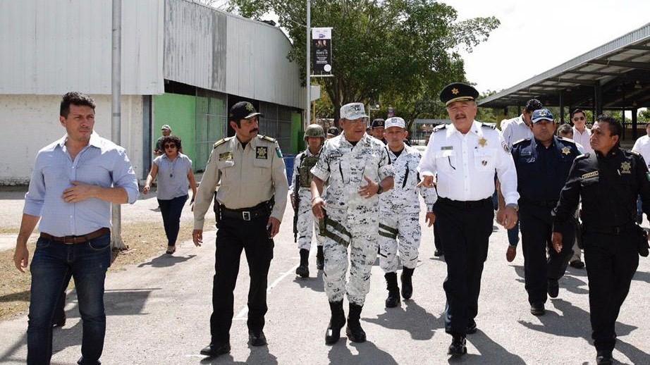 Carnaval de Mérida contará con vigilancia de Guardia Nacional