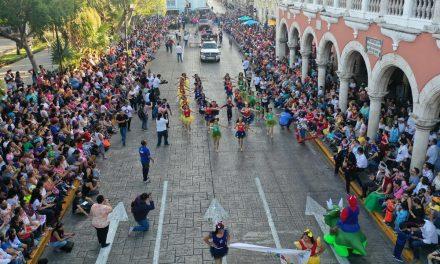 Carnaval de Mérida 2020: 32 comparsas de niñas y niños