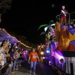 Ciudad Carnaval arranca con 47 mil personas en Desfile de Corso