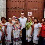 Celebran Primer Aniversario del Instituto Municipal para el Fortalecimiento de la Cultura Maya