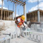 A menos obra pública, constructores miran hacia grandes empresas