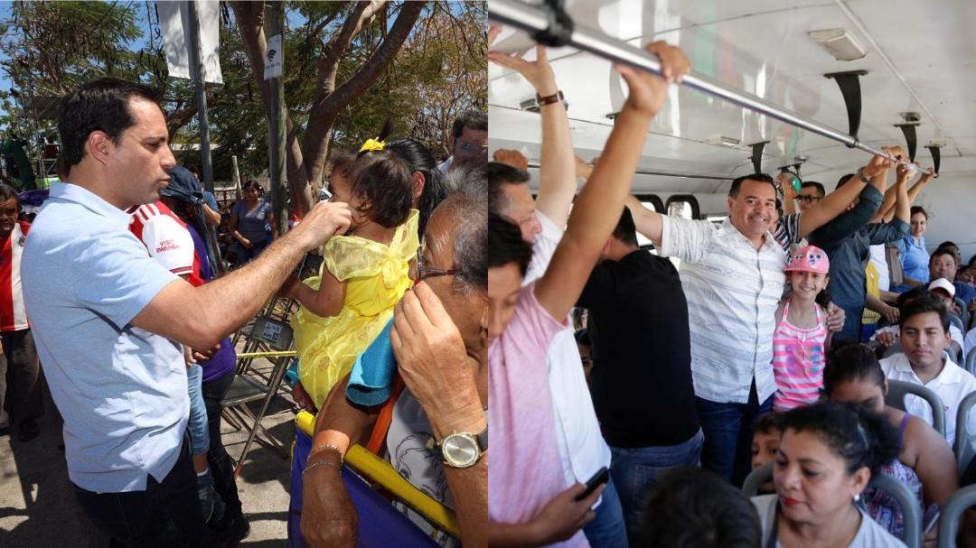 Vila y Renán 'en refuerzo' de Carnaval de Mérida 2020