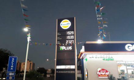 Precio de Premium baja casi al nivel de Magna, en Mérida.