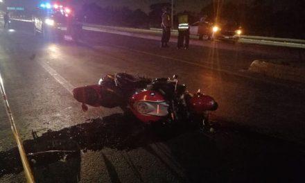 Motociclista y acompañante mueren en salida a carretera Mérida-Motul (Video)