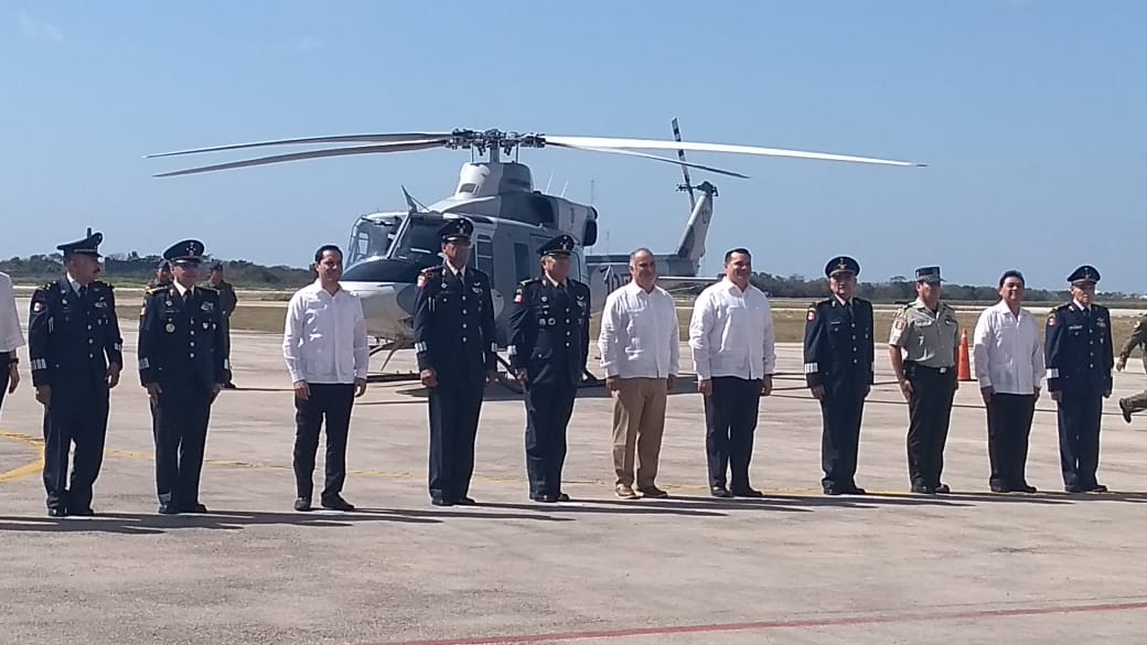 Gobierno de Yucatán indemnizará a militares caídos en servicio (Video)
