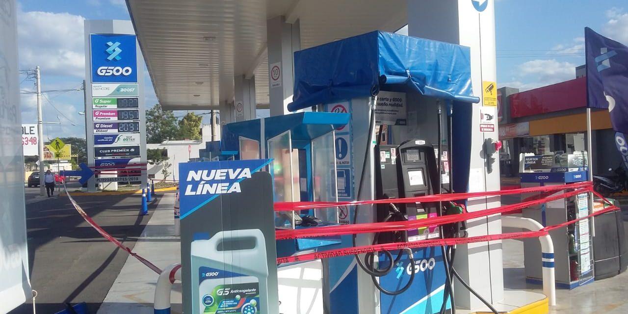 Logran vecinos de Jardines de Vista Alegre suspensión de gasolinera