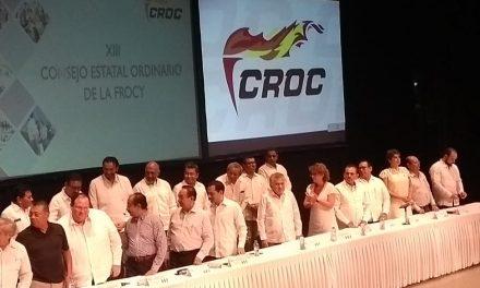 Advierte CROC riesgo de desbandadas por libertad sindical