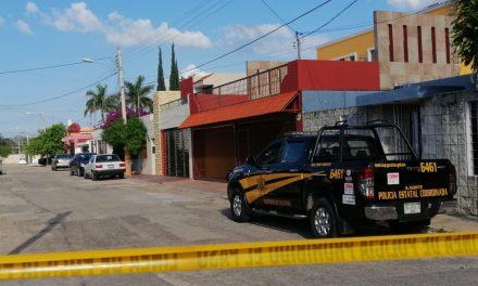 Madre y abuela asesinadas en fraccionamiento Del Arco (Vídeo)