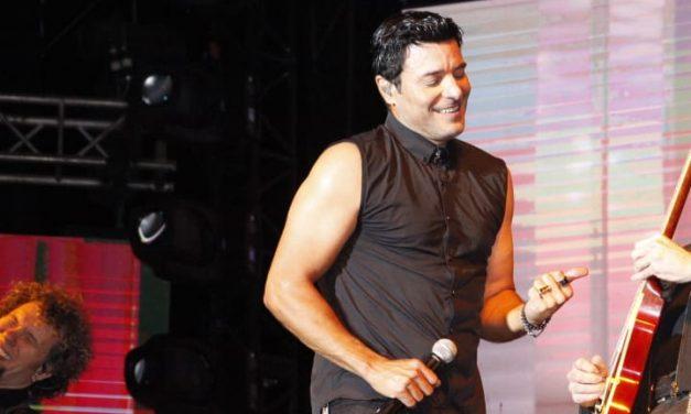 Chayanne desborda el color y ritmo del Carnaval de Mérida (Vídeo)