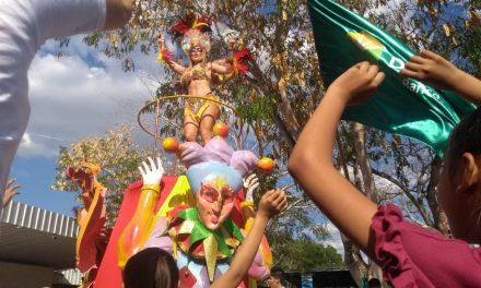 Multitudinario y eufórico cierre del Carnaval Mérida 2020