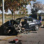 Familia accidentada en periférico Mérida con 5 lesionados (Video)
