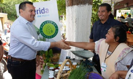 Programa Círculo 47 beneficia a productores de comisarías
