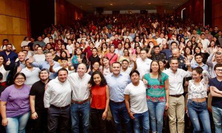 """""""Jóvenes por Mérida"""", nueva generación por el desarrollo del municipio"""