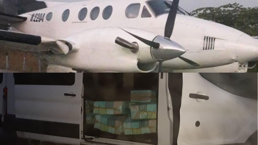 Frenan narcoavionetas aterrizajes en Quintana Roo y Campeche