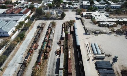 """""""Cristóbal"""" y la inviable estación subterránea de Tren Maya en La Plancha"""