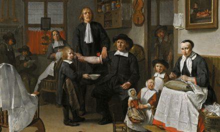 Faceta de retratista de Rembrandt, en Thyssen-Bornemisza