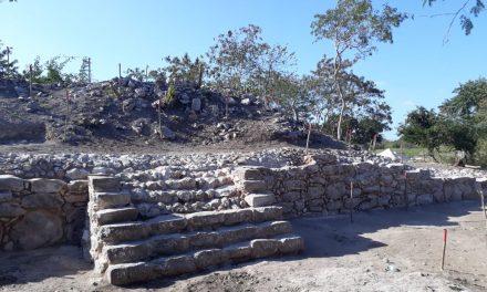 """Liberan montículo maya en """"Ya'axtal, gran pulmón de Mérida"""" (Video)"""