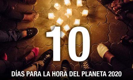 """Lanza WWF iniciativa """"Apaga la luz. Todo irá bien"""" en La hora del Planeta"""