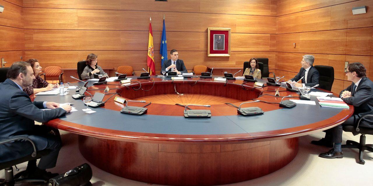 Plan económico de España frente a contingencia sanitaria